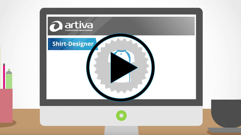 Design yourself: Shirt-Designer