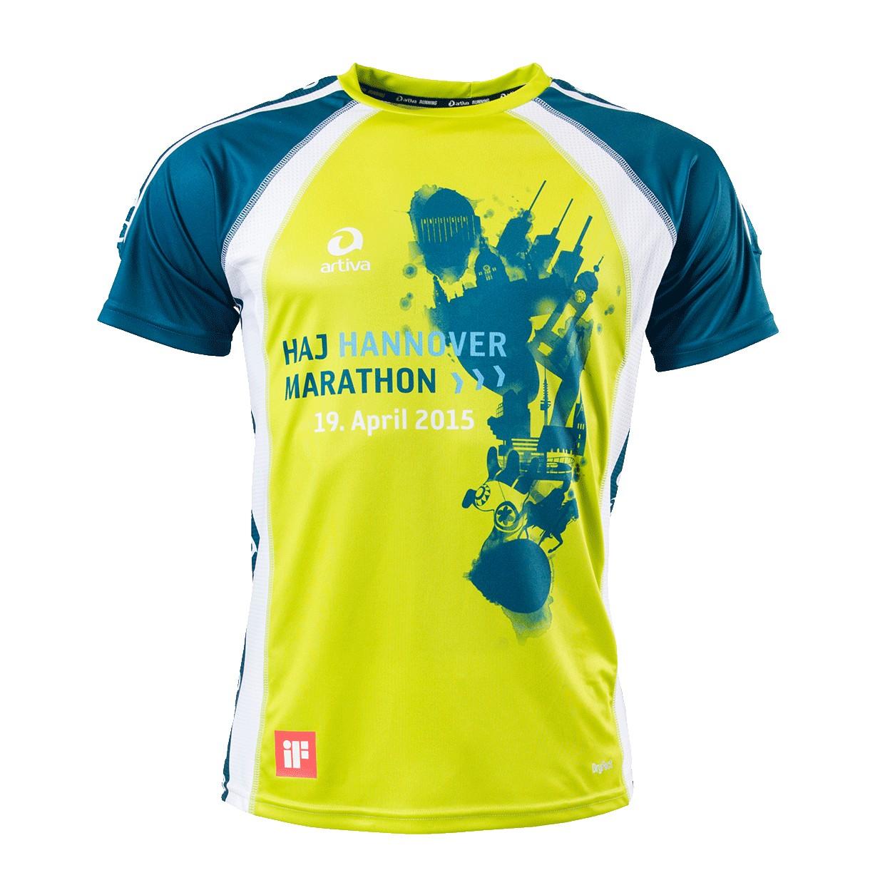 HAJ Finisher Shirt 2015 (Running)