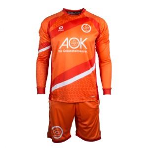 AOK Nordost - Individuelles Fussball Torwart Trikot