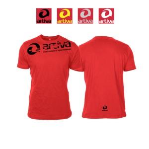 artiva Special Shirt Frauen rot