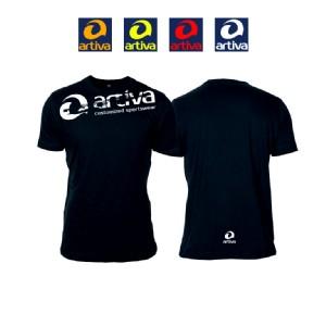 artiva Special Shirt Frauen navy