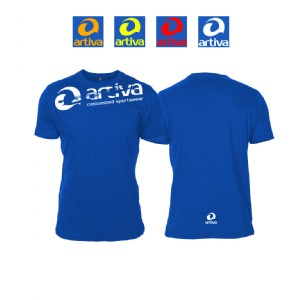 artiva Special Shirt Frauen blau