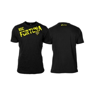BSC Fortuna Glienicke T-Shirt Männer schwarz
