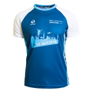 HAJ Hannover Marathon -  Shirt 2016 Männer