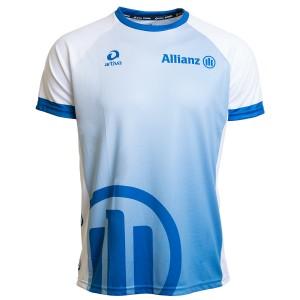 Allianz Runningshirt für Firmenlauf