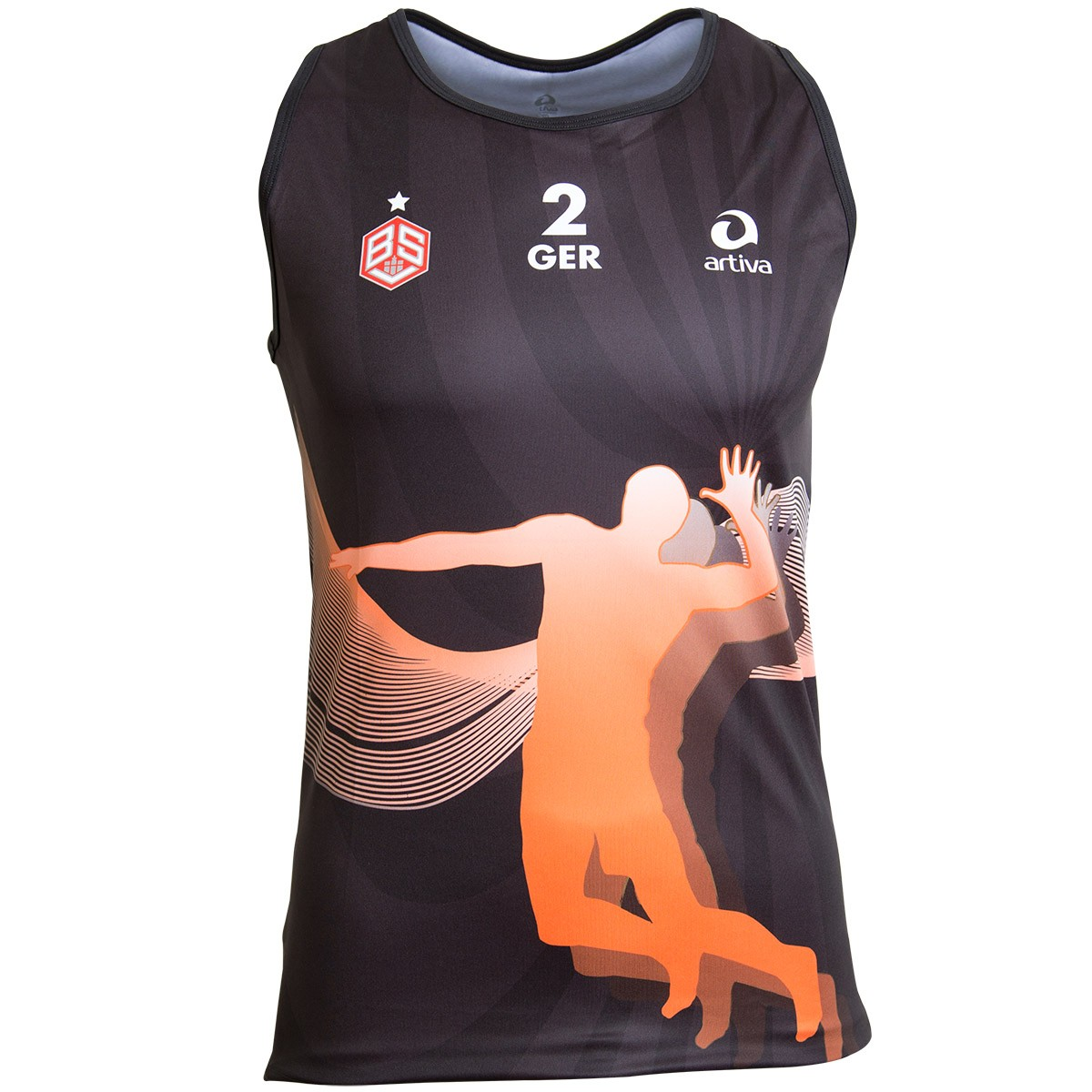 Individuelle Beach Volleyball Shirts für Jeden