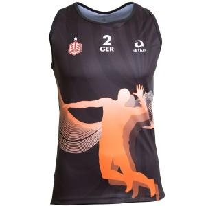 Individuelle Beach Volleyball Shirts für Jeden