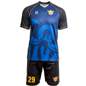 Hohensee United individuelle Fussball Trikot Sets