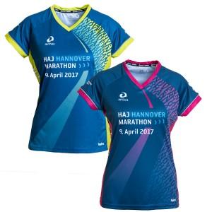 Offizielles HAJ 2017 VA-Shirt Frauen