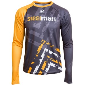 Official Shirt langarm 2017 Männer