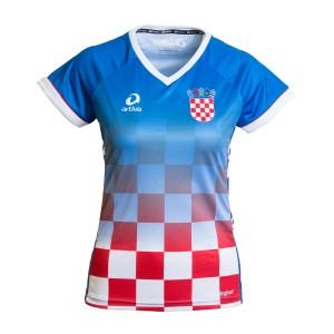 Kroatien Trikot 2018 für Frauen