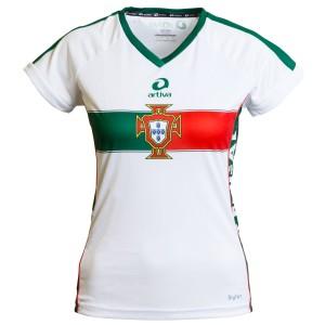 Portugal Trikot 2018 für Frauen
