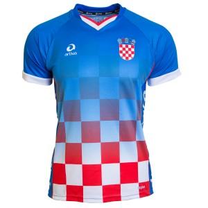 Kroatien Trikot 2018 für Kinder