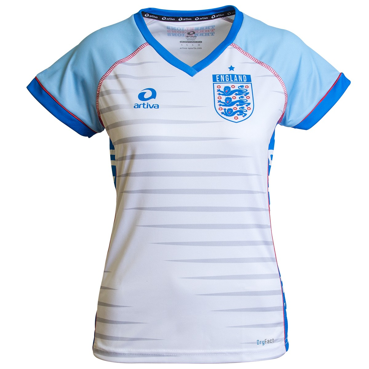 England Trikot. Fan Trikot England für Olympia und WM 2018