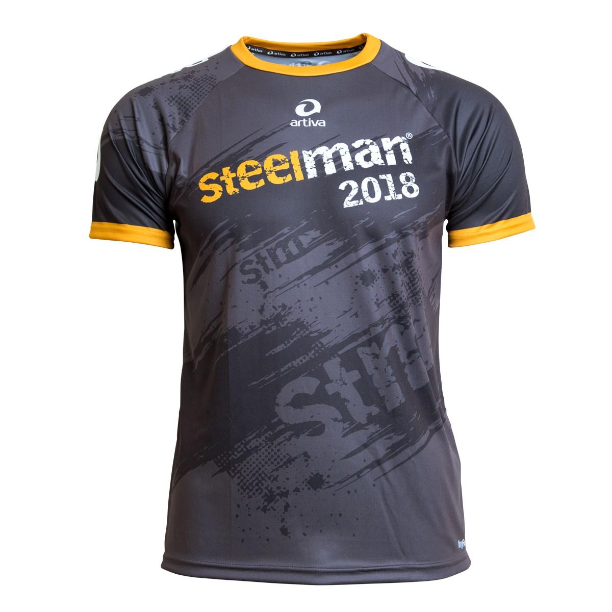 newest fc58f d342b Offizielles Steelman Shirt shortsleeve 2018 Männer | Artiva ...