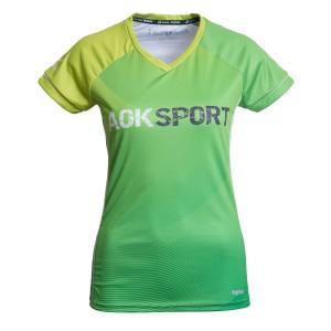 AOK modern Laufshirt-Damen