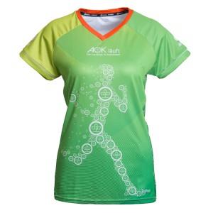 AOK Laufklubshirt-Damen