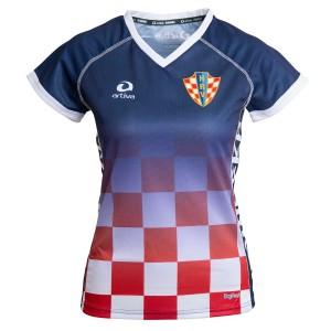 Kroatien Trikot NEU für Frauen
