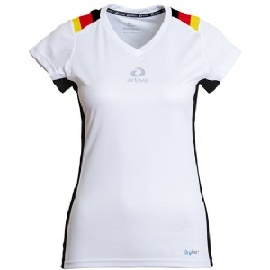 Dynamic Shirt Frauen kurzarm