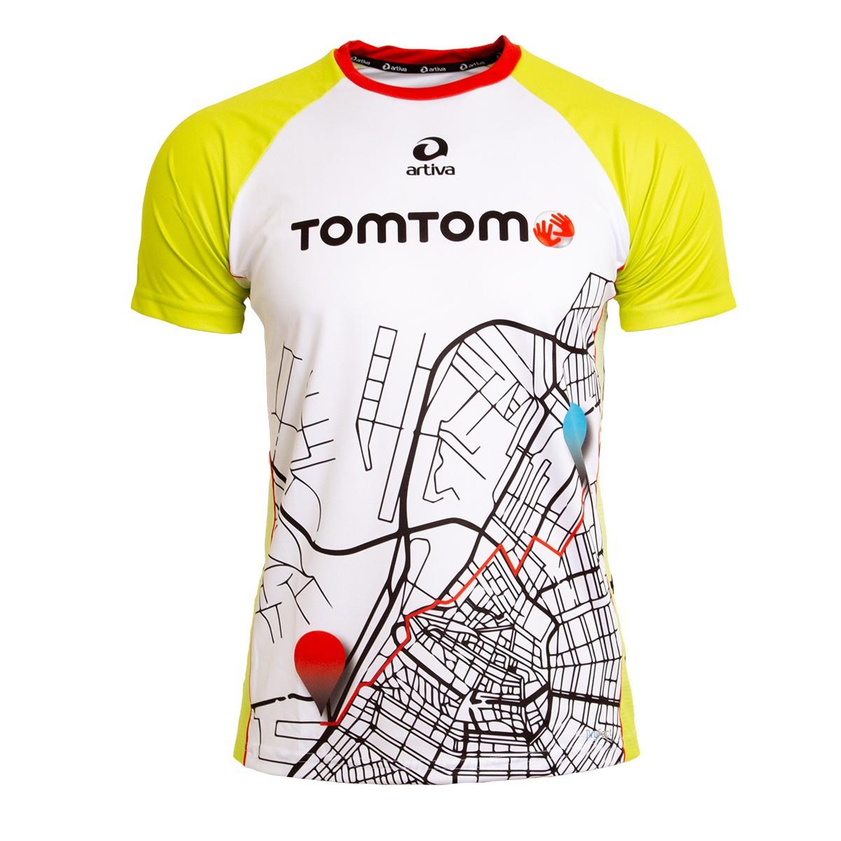 Laufshirt - TOM TOM