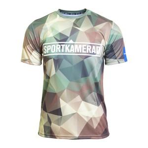 Laufshirt - Bundeswehr Sportkamerad