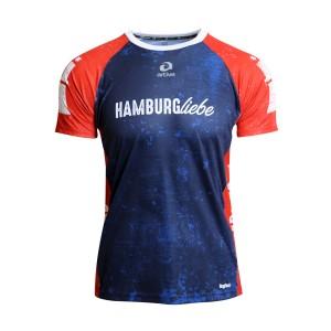 Hamburg Laufshirt für Männer