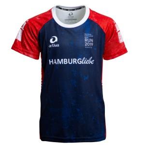 Hamburg Running-Shirt für Jungs