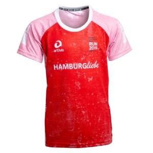 Hamburg Running-Shirt für Mädchen