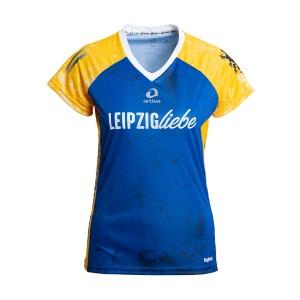 Leipzig Runningshirt für Frauen