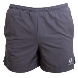 HAJ Running Shorts Herren grau