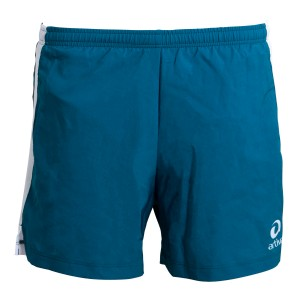 HAJ Running Shorts Damen petrol