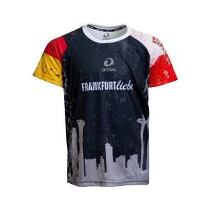 Frankfurt Liebe Running Shirt Boy