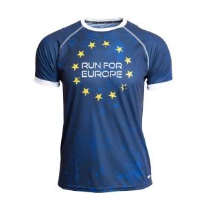 EUROPA Laufshirts - Männer