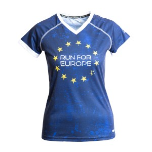 EUROPA Laufshirts - Frauen