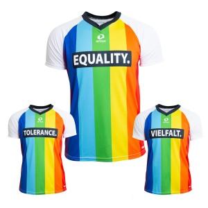 Rainbow Shirt Herren