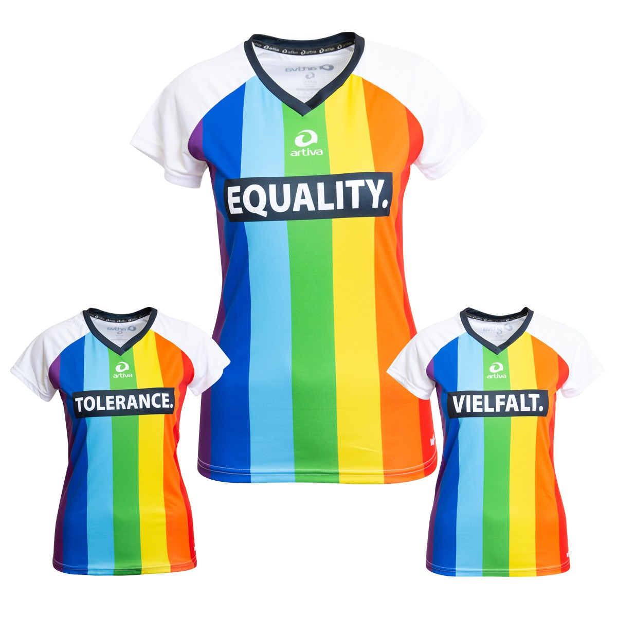 promo code 3f9ea 04f67 Laufshirt bedrucken? Nur bei Artiva Sports!