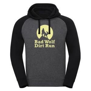 BAD WOLF Dirt Run Logo Hoodie
