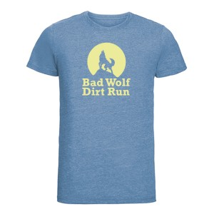Logo-T-Shirt BAD WOLF
