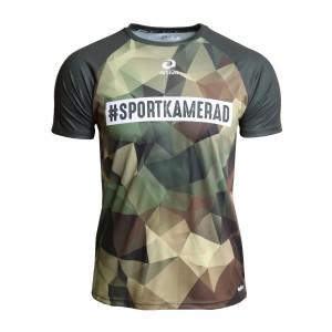 SPORTKAMERAD Running-Shirt UNISEX