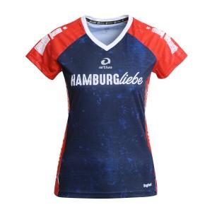 Hamburg Laufshirt für Frauen