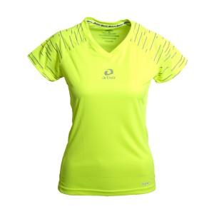 ATX Reflector Shirt, Damen neongelb