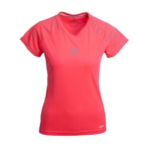 ATX Reflector Shirt, Damen neon pink
