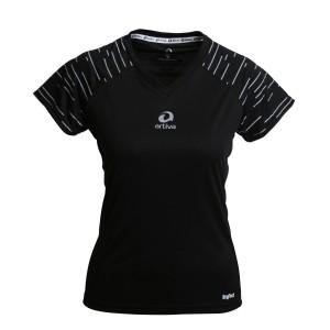 ATX Reflector Shirt, Damen schwarz