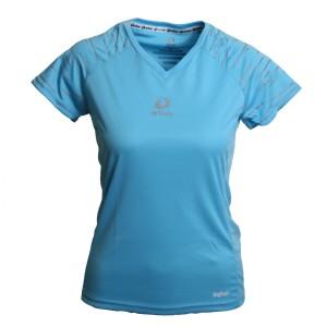 ATX Reflector Shirt, Damen hellblau