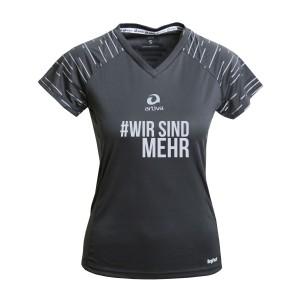 #WIR SIND MEHR, grau Frauen