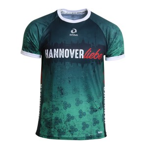 HANNOVER Laufshirt (grün) für Männer