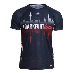 Frankfurt Laufshirt für Männer