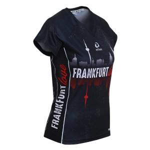 Frankfurt Laufshirt für Frauen