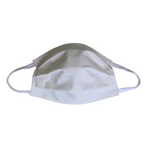 BW-Maske antibakteriell, off-white - unisex