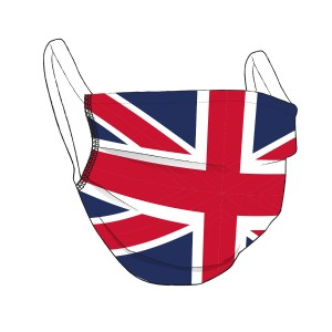 UNION JACK UK-Mundschutz - unisex